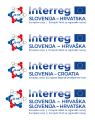 Interreg SI-HR Logo